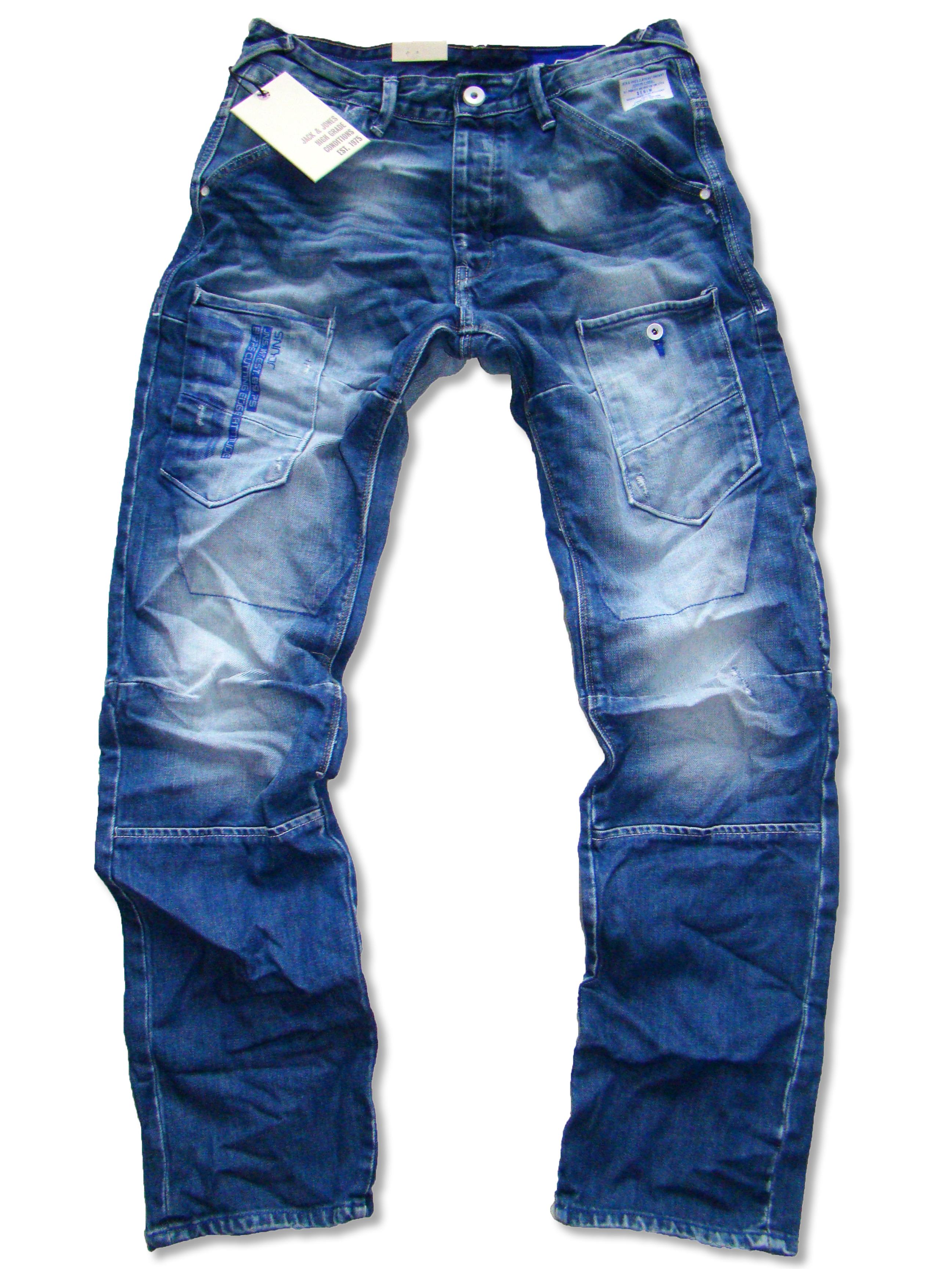 jack jones stan major sc637 anti fit men herren jeans hose. Black Bedroom Furniture Sets. Home Design Ideas
