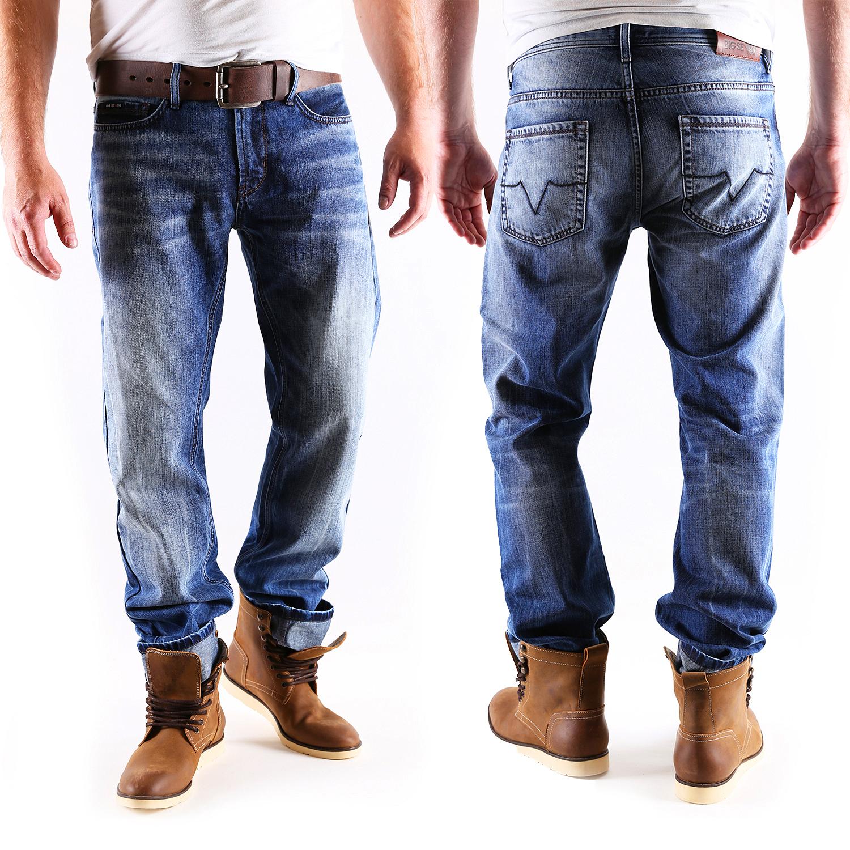 big seven ryan daytona wash regular fit bergr sse herren jeans hose ebay. Black Bedroom Furniture Sets. Home Design Ideas
